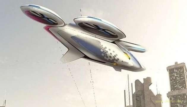 Airbus планирует запустить летающее такси-беспилотник