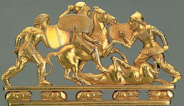 У 1922-му з України вивезли скарби, цінність яких дорівнювала золотому запасу Російської імперії 1915 року