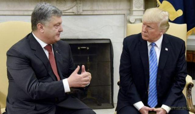 Встреча Порошенко и Трампа – основные тезисы