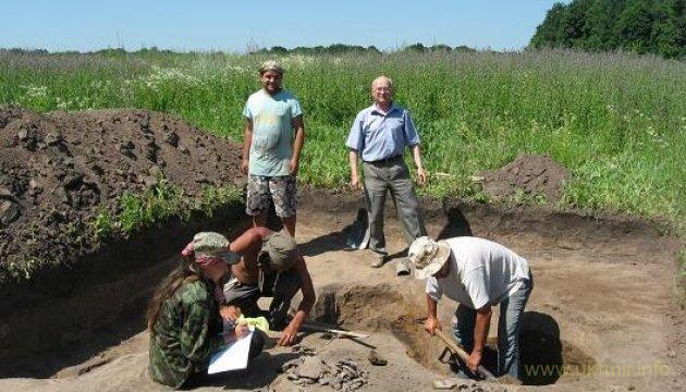 На Сумщине раскопаны сенсационные археологические артефакты городищ IV в. до Р.Х.