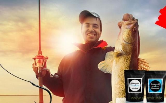 Double Fish - рыбалка нового поколения!