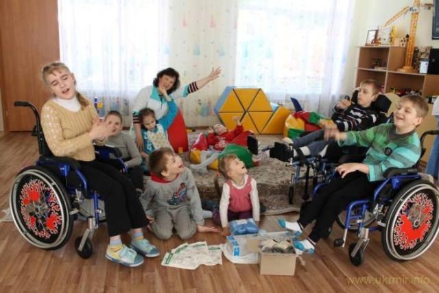 До дня знань дітям сиротам з зони АТО і не тільки