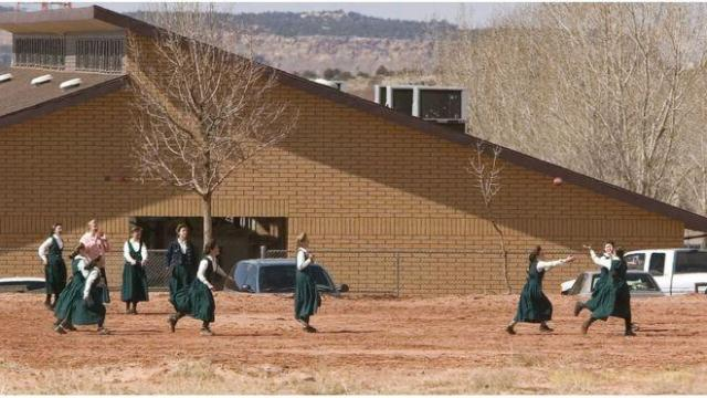 Комуна мормонів в Колорадо-Сіті в штаті Аризона веде полігамний спосіб життя