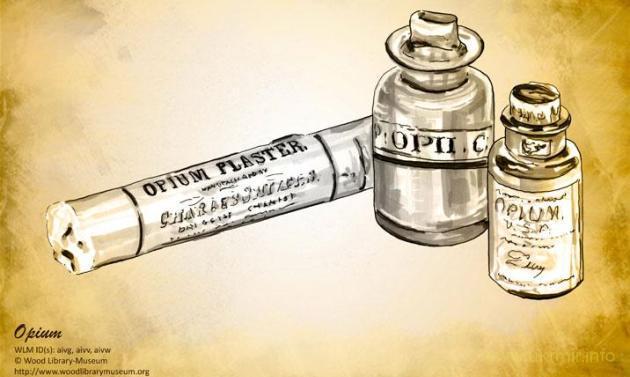Наркотики - история разрешений и запретов
