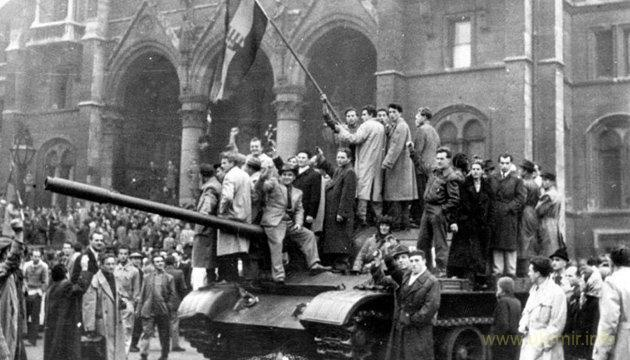 23 октября вспыхнуло восстание венгров против правления Москвы