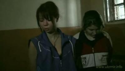 Тюрьма для девочек - большинство убийцы