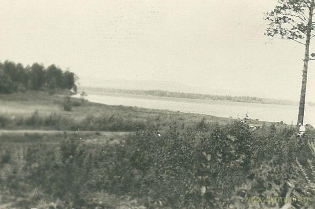 Озеро под Челябинском-40, ещё чистое. Фото из архива Таисии Фоминой