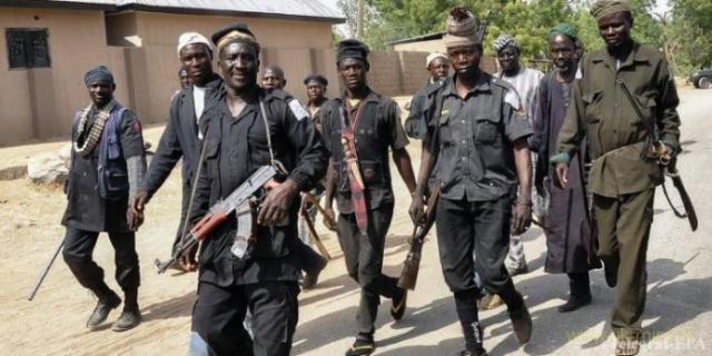 Нигерийские аниматоры из Боко Харам