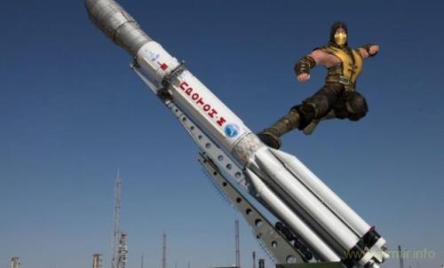 Пока Falkon Heavy космос бороздит, Протон-М снова никуда не летит