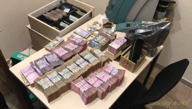 В Днипре разоблачили коммерсантов на финансировании боевиков, изъято 5,5 млн