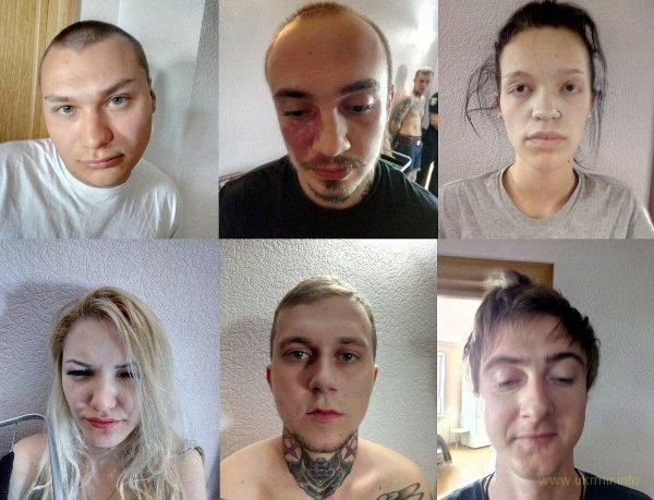 В Харькове задержана группа фашистов