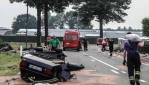 В жуткой аварии опять погибла дочь Владимира Путина