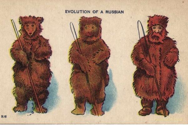 Мадам Эволюция - вы неправы
