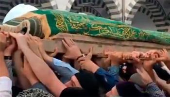 Чечню не сломить: похороны и жизнь Юсупа-Хаджи Темерханова