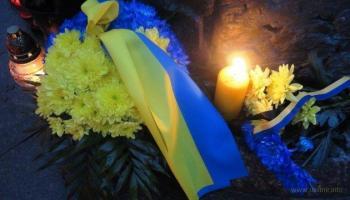 В Австралии очевидцы Голодомора зажгли свечу памяти