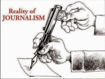Що таке українська журналістика?