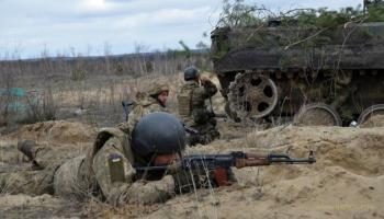 Украинские военные уничтожили вражеских снайперов на Донбассе