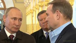 Кремль потратил на Медведчука полмиллиарда долларов