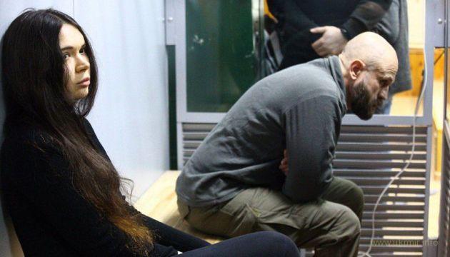 Зайцева и Дронов получили по 10 лет тюрьмы