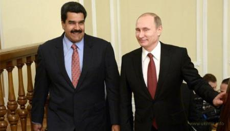 Мадуро планирует бежать в РФ с золотом и валютой Венесуэлы