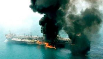 В Персидском заливе атакованы нефтяные танкеры Саудовской Аравии