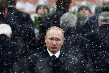 Подковерные игры кремля