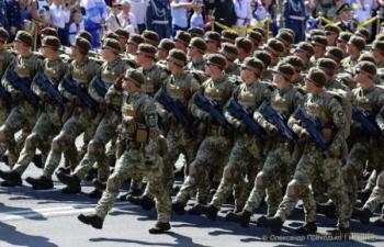 Ветерани АТО організують свій Марш Незалежності