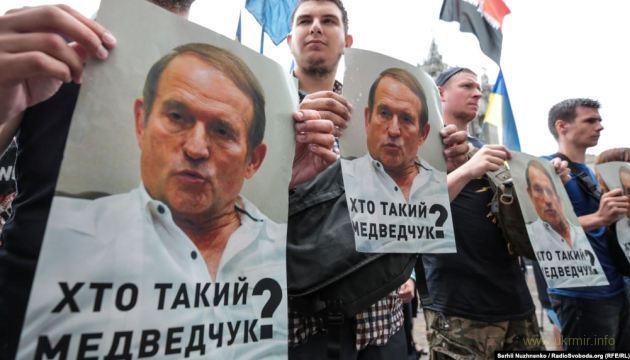 На українському ТБ покажуть пропаганду від Путіна і Медведчука про війну на Донбасі