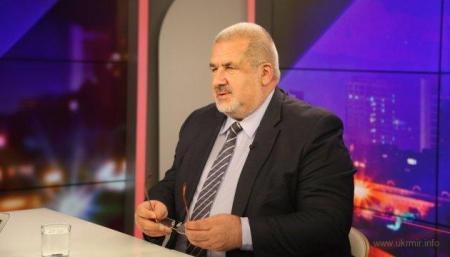 Не думайте, даже гипотетически, обсуждать тему возможной поставки воды на Крым - Р. Чубаров