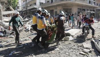 Фашисты РФ и Асада за 2 дня убили тридцать мирных сирийцев