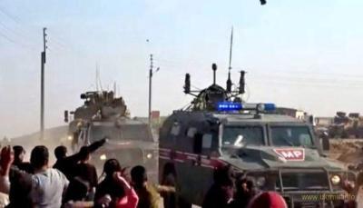 В Сирии патруль РФ забросали камнями