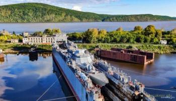 Российский флот продолжает получать дефективные боевые корабли