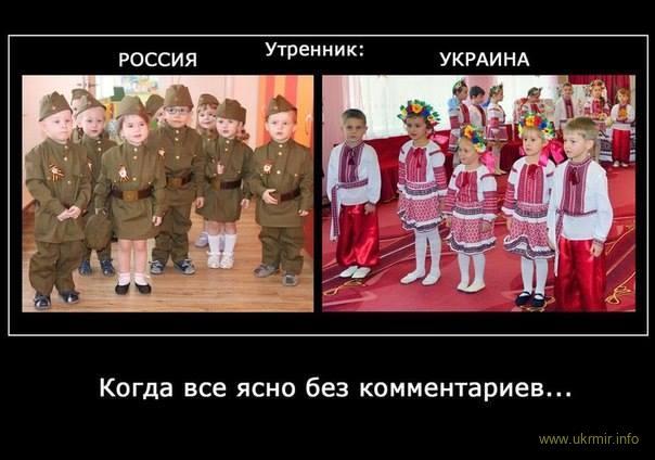Русские оккупанты на Крыме из детей растят убийц