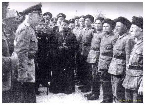 Русские части на службе Рейха и Квантунской армии