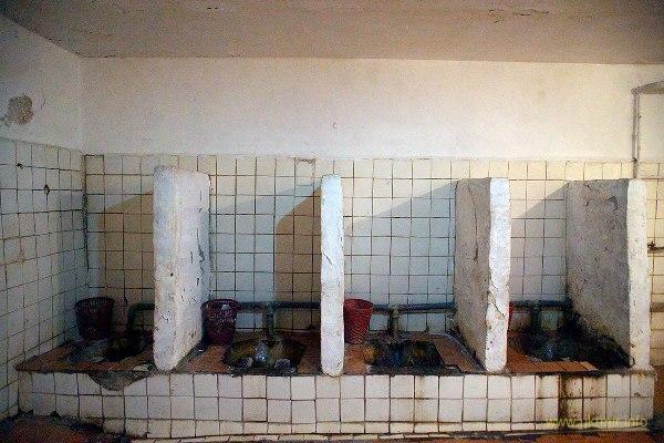 Совдепия — страна немытых туалетов