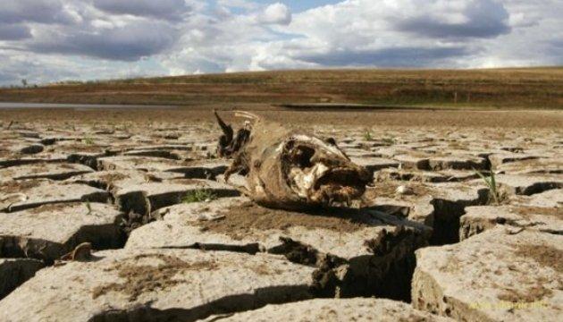 Севастополь и весь Крым превращаются в безводную пустыню