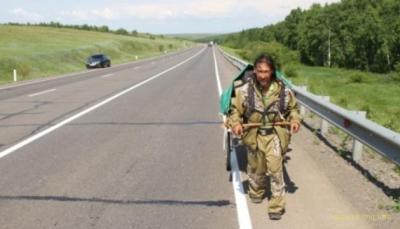 Якутский шаман снова идет в Москву изгонять беса Путина