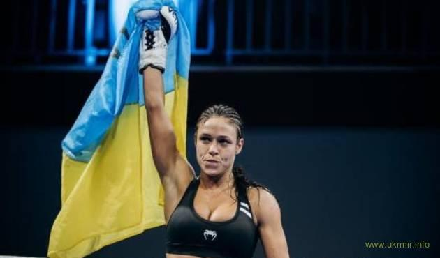 Українка перемогла у всіх п'яти раундах бою проти дворазової чемпіонки світу!