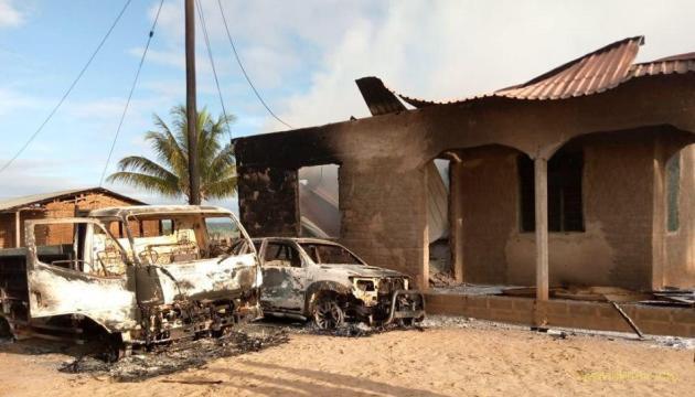 В Мозамбике военные РФ потеряли 10% личного состава