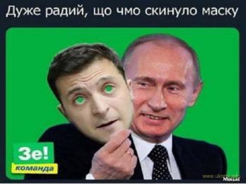 Все указывает, что у Зеленского в Омане была встреча с Сурковым, а сбитый самолет - мерой устрашения