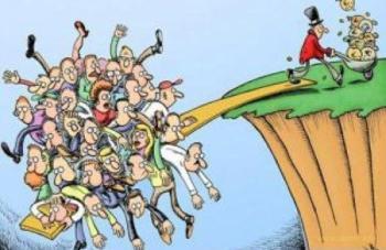 ЗЕ создает систему неравенства перед законом