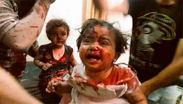 Эрдоган обвинил РФ в массовых убийствах мирных жителей Сирии