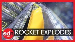 НАСА на испытаниях взорвало новую лунную ракету