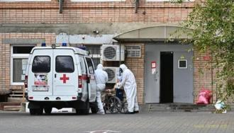 На РФ зафиксирован рекорд по смертности от COVID-19