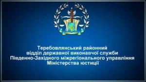 Теребовлянський районний відділ державної виконавчої служби