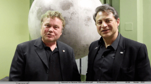 Introductory video by co-founders of SEDS and ISU, Bob Richards and Peter Diamandis