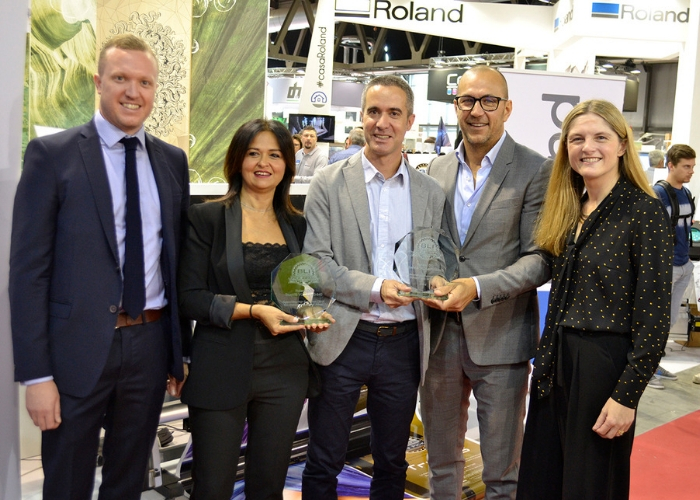Roland DG's TrueVIS Printer/Cutters Awarded Top Honours fromBuyers Lab