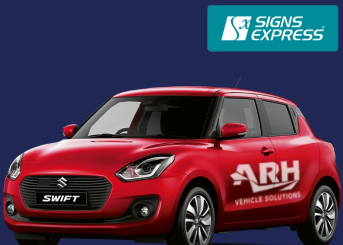 Bristol sign company partners with independent vehicle leasing service
