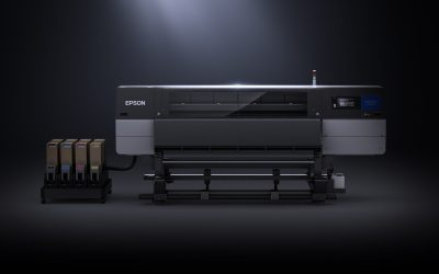 Epson announces the industrial-level dye-sublimation printer that raises productivity standards