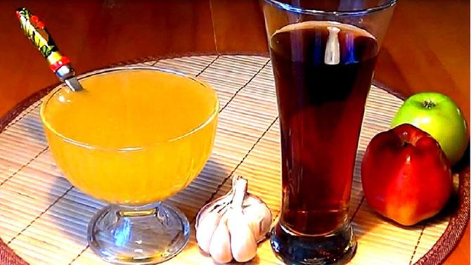 Oțet de cidru de mere cum se folosește cu varice
